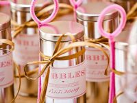 A Tin Can of Bubbles 200x150 Nature Themed Wedding Favors your Guests will Love