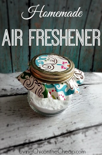 Baking Soda Air Freshener