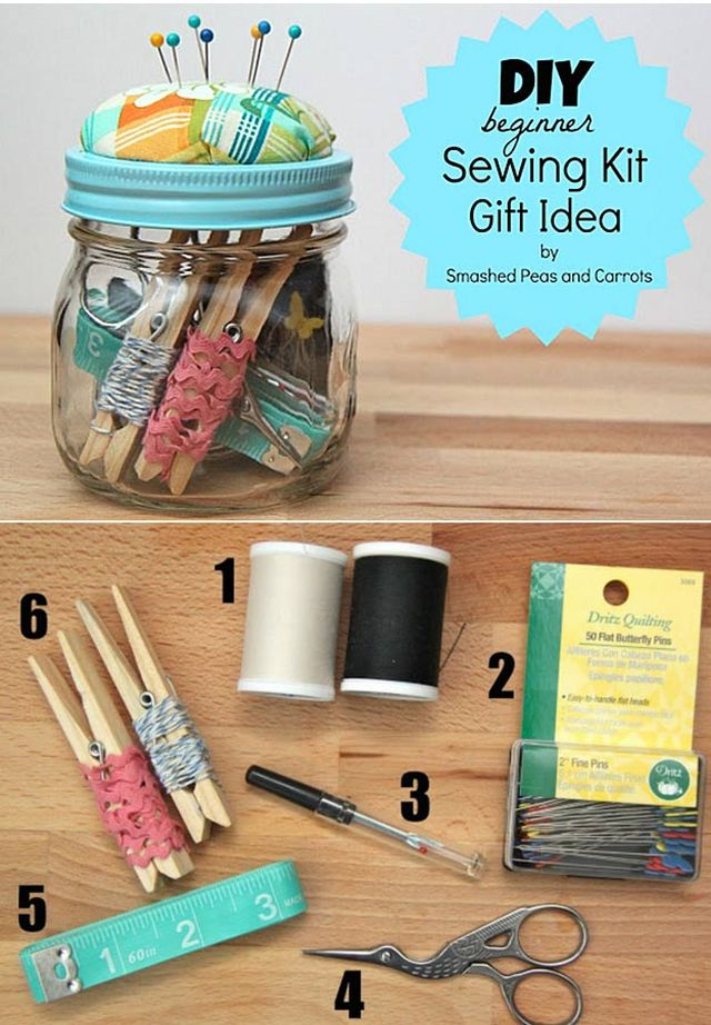 Clever Diy Gifts In A Jar For All The Special Women In Your Life