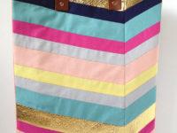 Chevron 200x150 11 Creative DIY Tote Bags