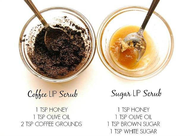 Coffe Lip Scrub