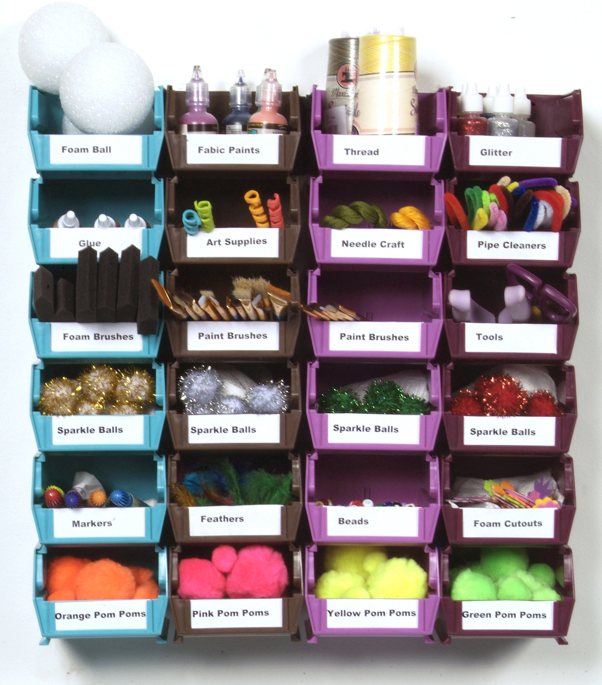Crafting-storage