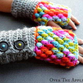 6 Cute Fingerless Gloves Projects We Totally love