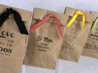 Customized Gift Bags 200x150 These Paper Bag Crafts Are Eco Friendly and Fun!