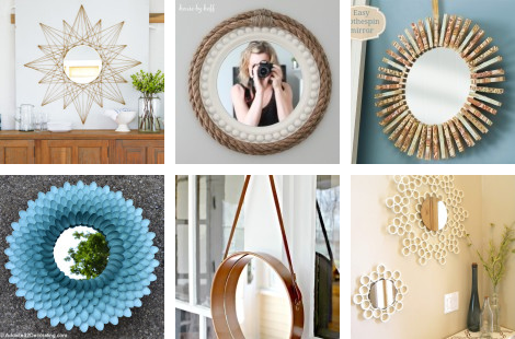 Diy Mirror Decor Ideas That Will Blow Your Mind