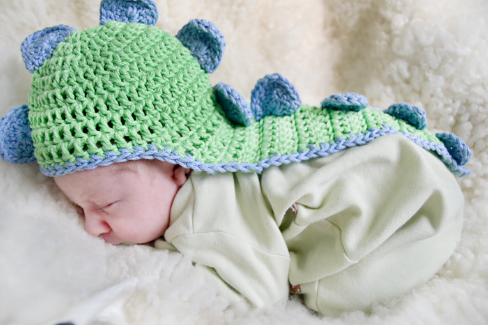 10 Gorgeous Baby Crocheted Hats