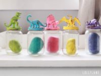 Dinosaur Jar Lids 200x150 Easy DIY Gifts in a Jar Your Kids Will Love