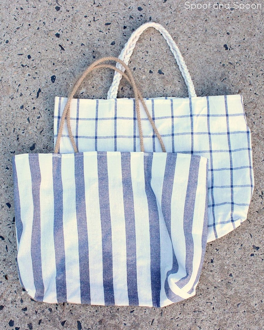 Dish Towel Tote Bag