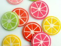 Fab Citrus Coasters 200x150 Nature Themed Wedding Favors your Guests will Love