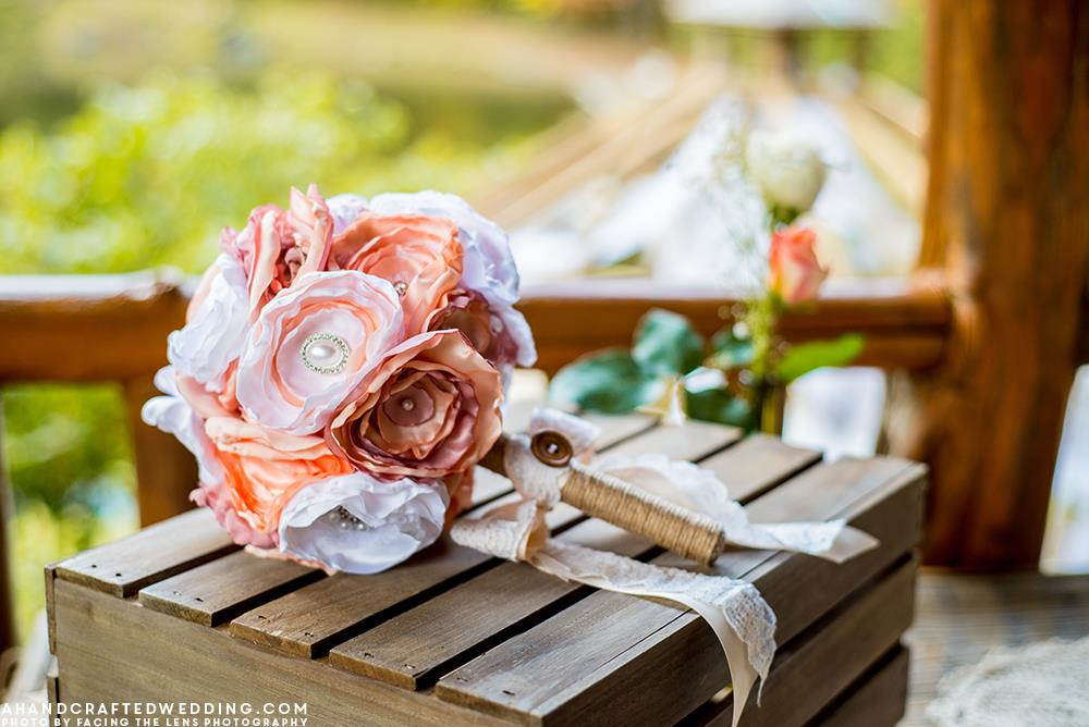 Unique DIY Bouquets For Your Wedding