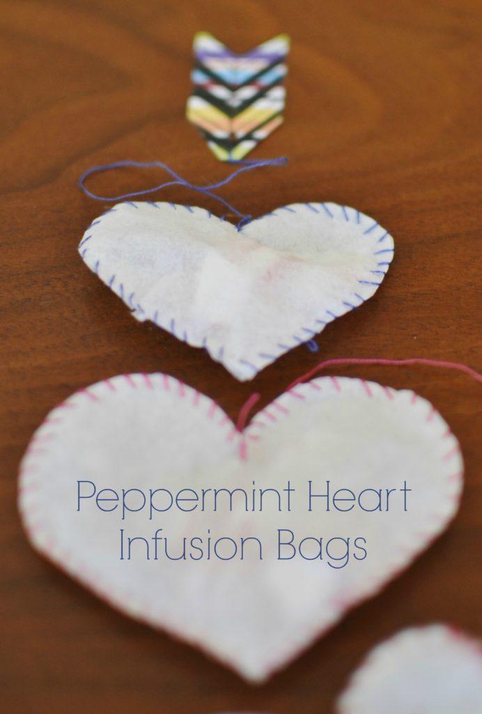 Heart Infused Tea
