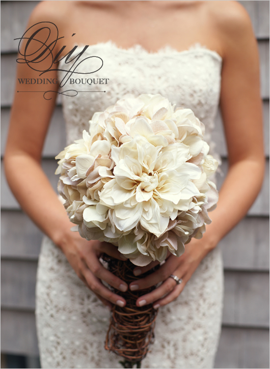 View In Gallery Hydrangea Bouquet