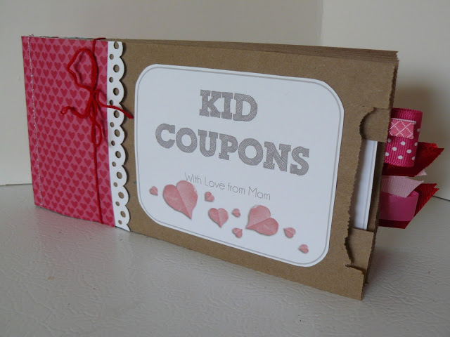 Kid Coupon Book