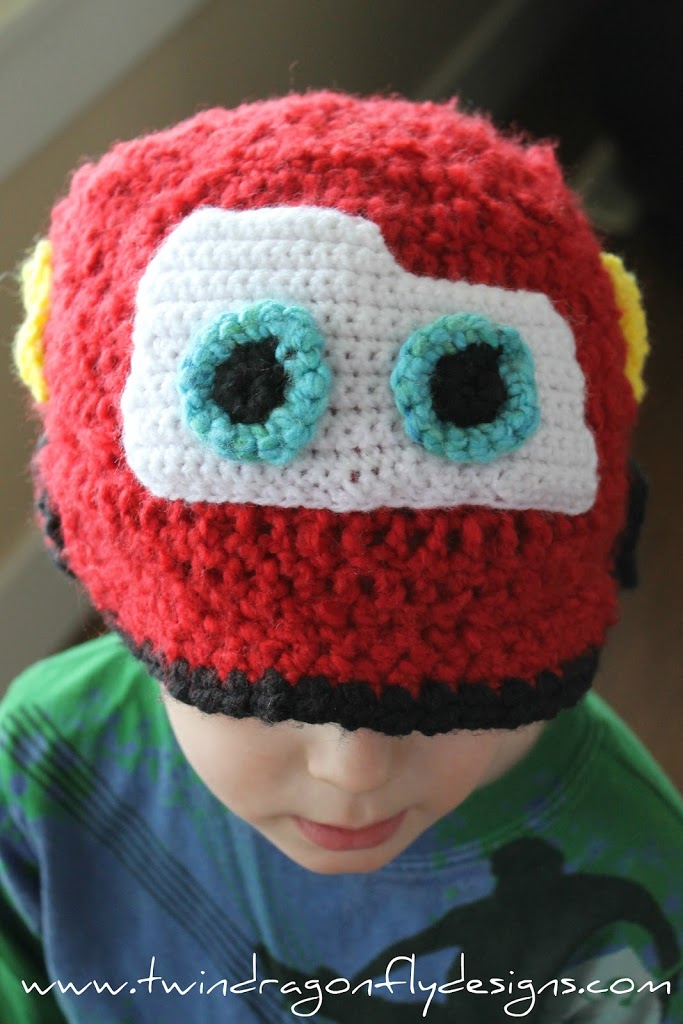 Lightening McQueen Hat