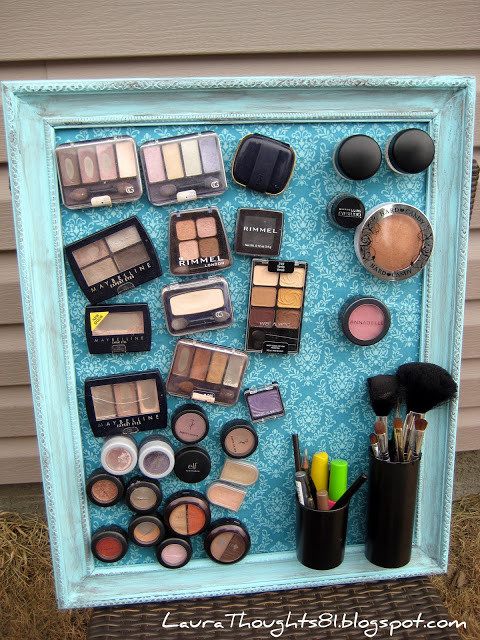 Magnetic-makeup-board