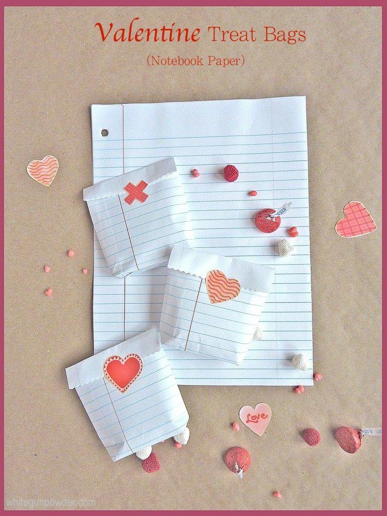 Notebook Treats