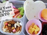 Pizza Bento 200x150 10 Quick and Easy Bento Lunches for Your Kids