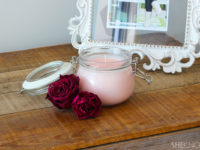 Scented Jar Candle 200x150 Bring Home Some Warmth this Winter with DIY Scented Candles