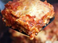 Slow Cooker Lasagna 200x150 Crock Pot Recipes the Whole Family Will Love
