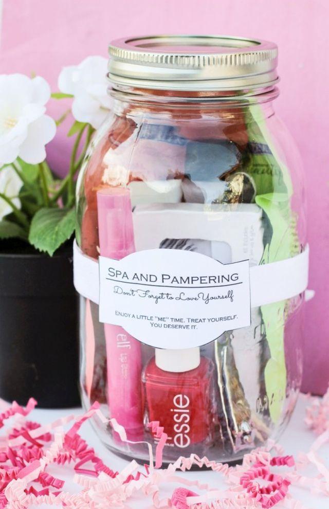 Spa jar gift ideas