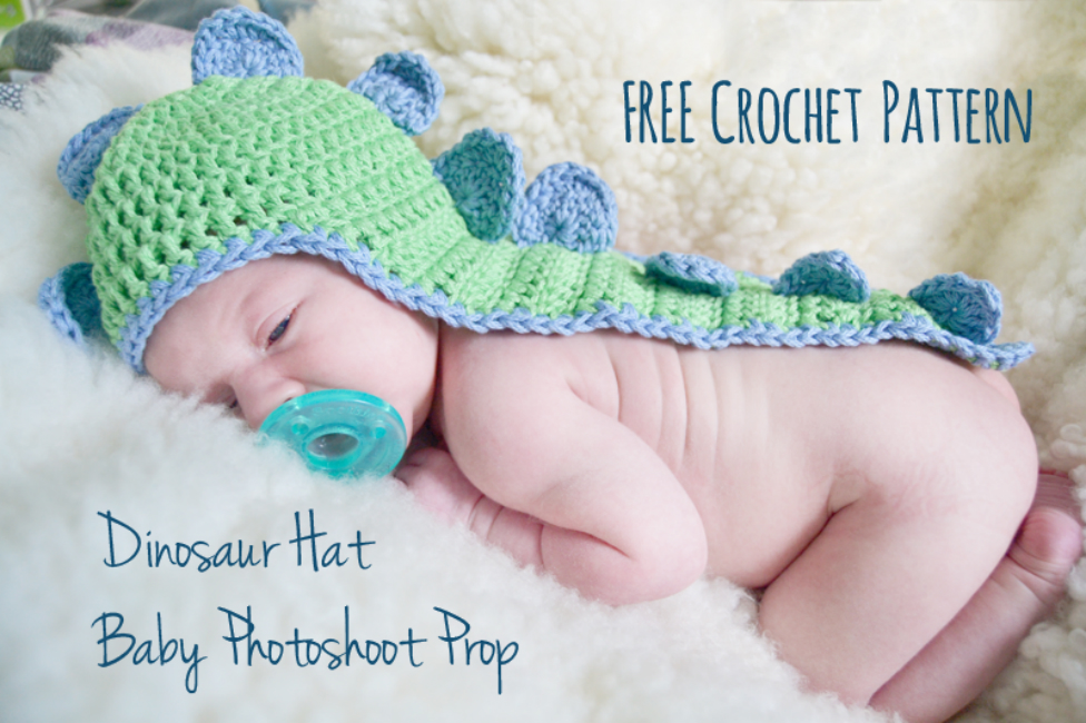 Super cute Dino Hat with Cape