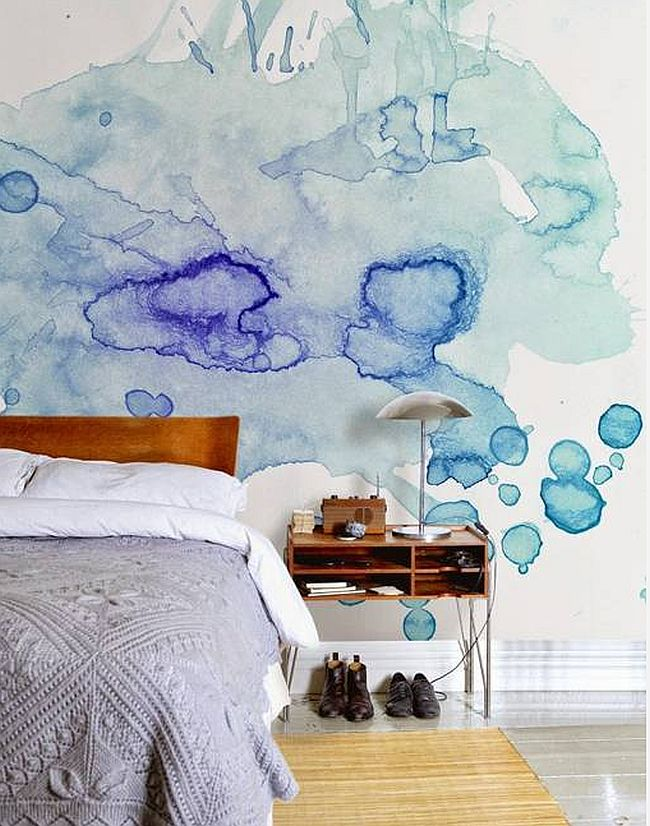 Creative Ways To Liven Up Walls With Paint