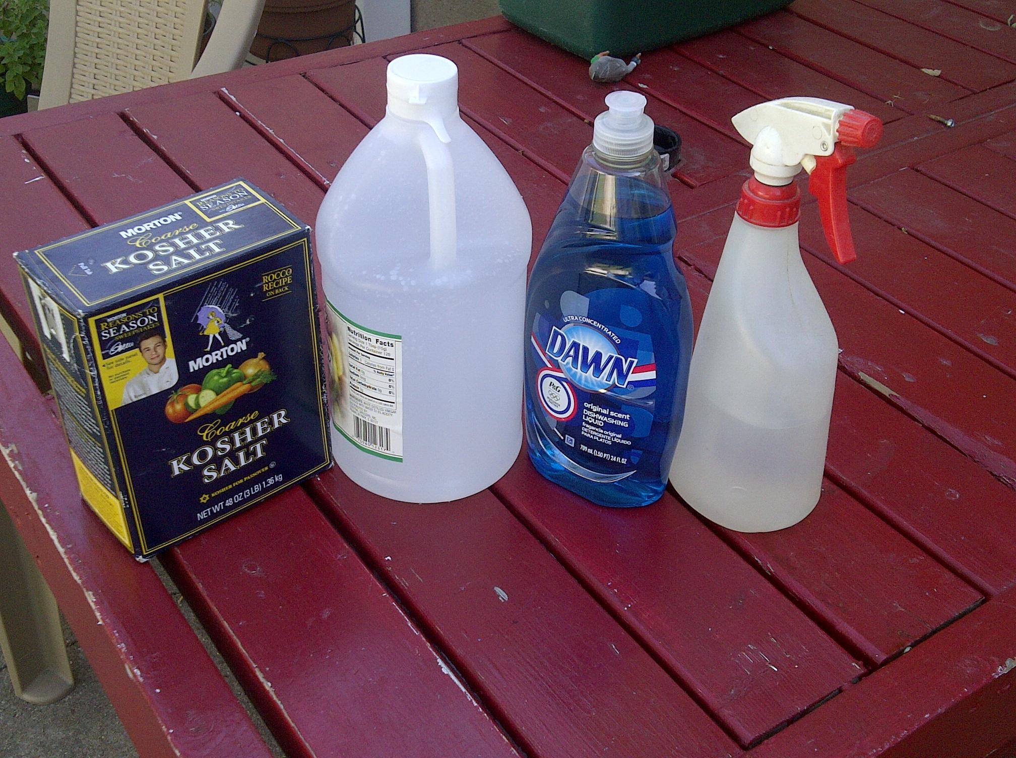 Weed Spray