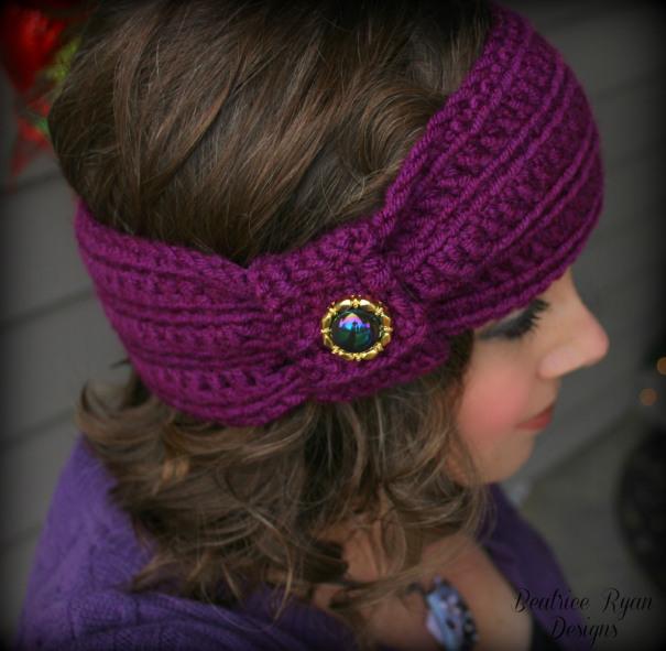 Wintertide-Headband