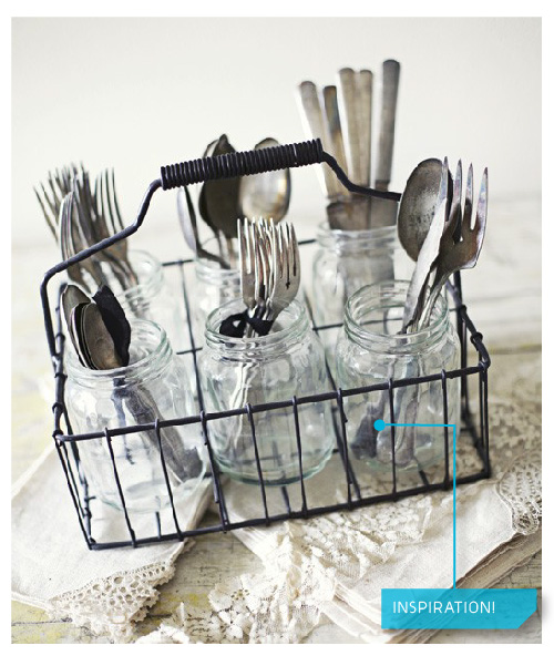 Wire Basket kitchen storage