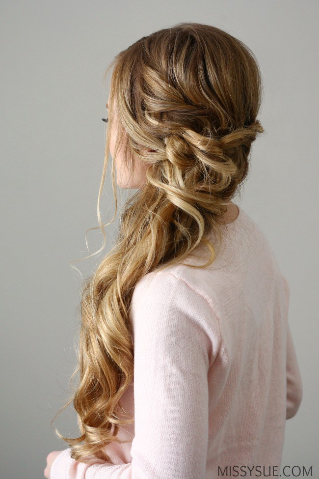 braided-sde-hairstyle-new-years-eve