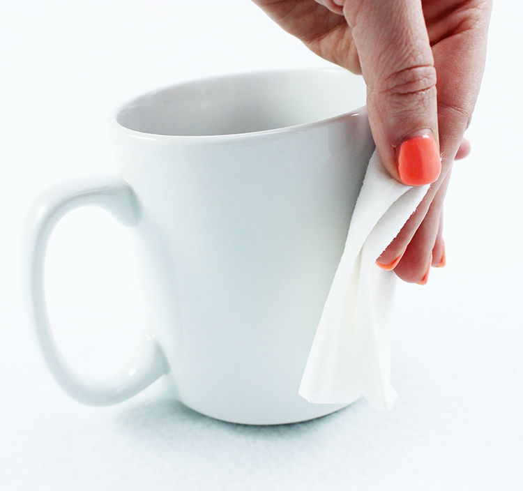 clean-white-mug