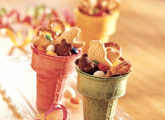 15 Deliciously Fun Snacks For Kids Parties