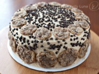 VIEW IN GALLERY Cookie Dough Cake 200x150 Easy Birthday Decorating Ideas