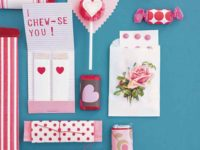 custom valentines wrappers 200x150 Cute Valentines Day Crafts for Kids