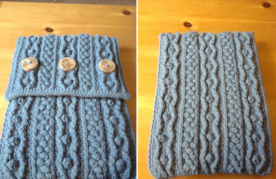 iPad Bobble Wrap Sleeve