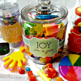 Easy DIY Gifts in a Jar Your Kids Will Love