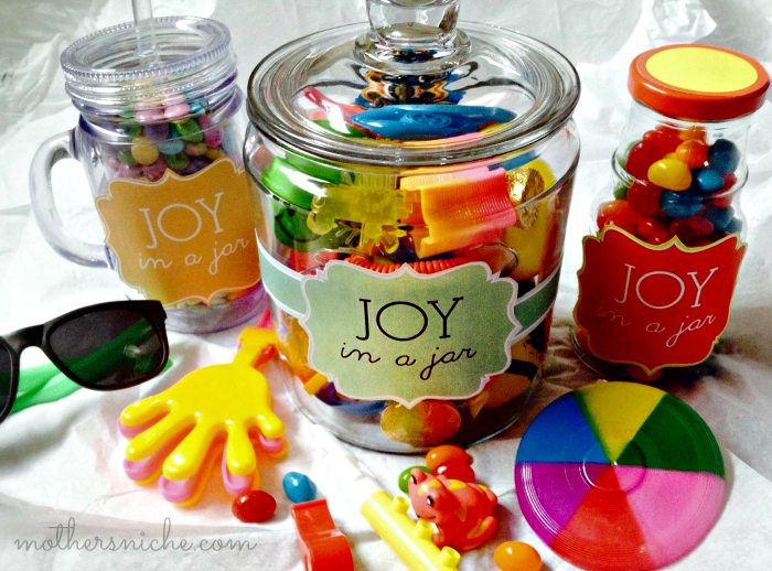 joy in a jar