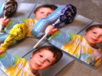 lollipop valentine 200x150 11 Unique Valentines for Kids to Make