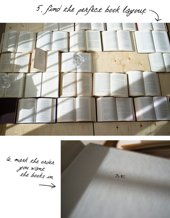 order the books how you like 6 Ingenious DIY Headboard Ideas that Look Gorgeous