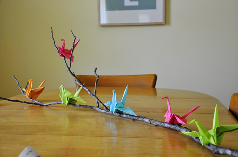 origami-bird-mobile