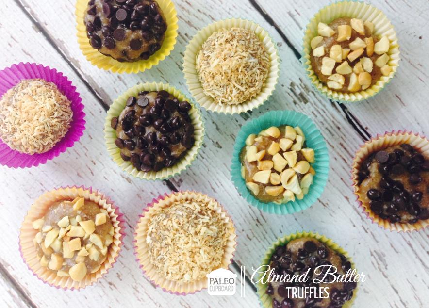 paleo truffles