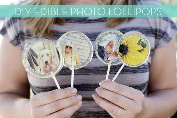 photo lollipops