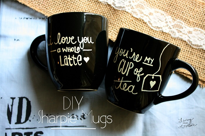sharpie mugs