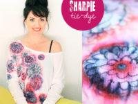 sharpie tie dye 200x150 9 Amazing Ways to Use Your Sharpie Markers