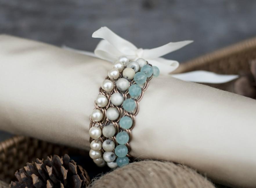 Bead Chain Bracelet