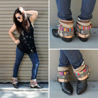 Stylish Ways To Revamp Old Boots On A Budget