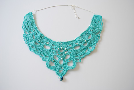 Chandelier-Necklace