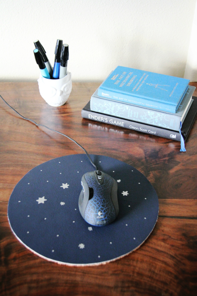 Constellation Mousepad