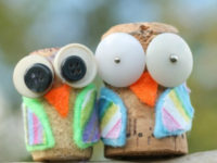 Cork Owl 200x150 Fun DIY Owl Crafts for Your Kids