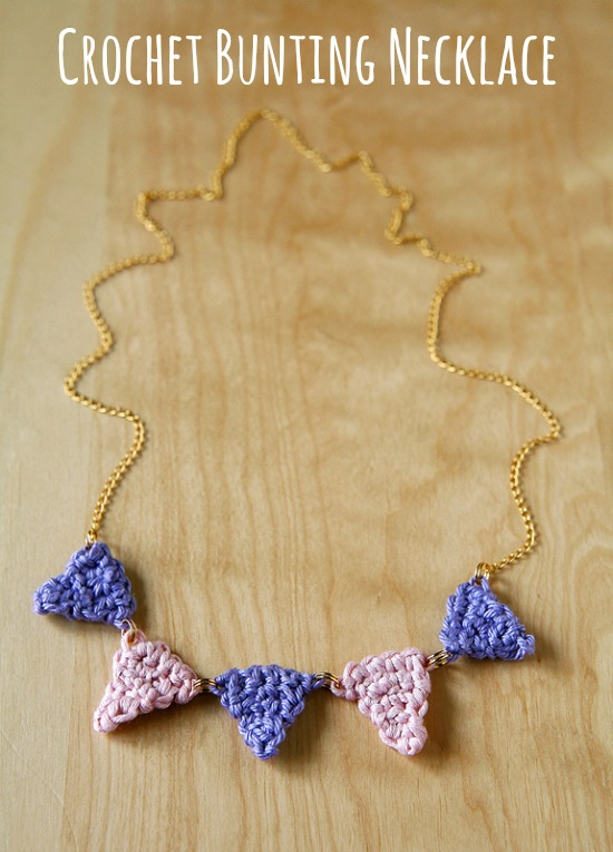 Crochet-Bunting-Necklace